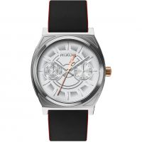 Mens Nixon The Time Teller Deluxe Leather Star Wars Special Watch