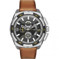 Herren Diesel Heavyweight Chronograph Watch DZ4393