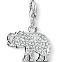 Damen Thomas Sabo Sterlingsilber Anhänger Club Elefant Anhänger