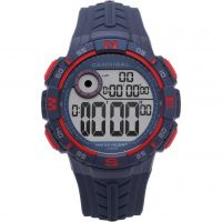 Mens Cannibal Alarm Chronograph Watch