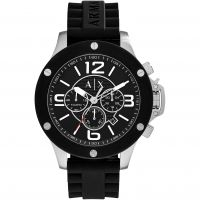 Mens Armani Exchange Chronograph Watch