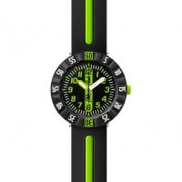 Kinder Flik Flak Green Ahead Watch FCSP032