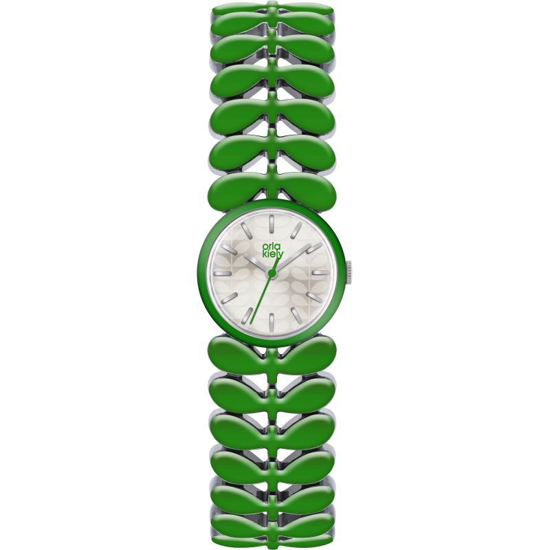 Ladies Orla Kiely Laurel Watch OK4048