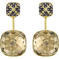 femme Swarovski Jewellery Dot Earrings Watch 5192371