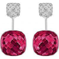 femme Swarovski Jewellery Dot Earrings Watch 5192370