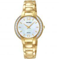 Damen Seiko Solar Powered Watch SUP258P9