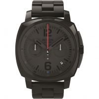 Herren Nixon The Charger Chrono SW Vader Black Chronograph Watch A1071SW-2244