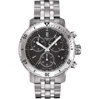 homme Tissot PRS200 Chronograph Watch T0674171105101