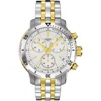 homme Tissot PRS200 Chronograph Watch T0674172203101