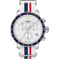 homme Tissot Quickster Chronograph Watch T0954171703709