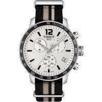 Herren Tissot Quickster Chronograf Uhr