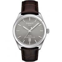 Herren Tissot PR100 Powermatic 80 Automatik Uhr