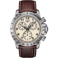 homme Tissot V8 Chronograph Watch T1064171626200