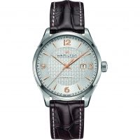Hommes Hamilton Jazzmaster Viewmatic 44mm Automatique Montre
