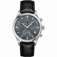 Hommes Certina DS-8 Precidrive Moonphase Chronographe Montre