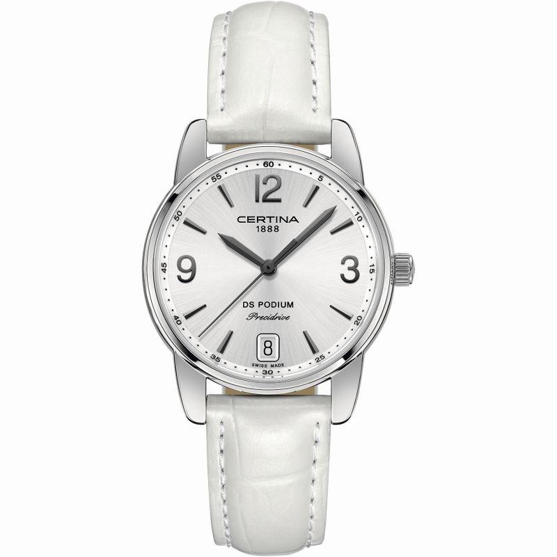 Damen Certina DS Podium Precidrive Watch C0342101603700