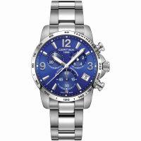 Herren Certina DS Podium Precidrive Chronograph Watch C0344171104700