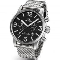 Herren TW Steel Maverick Chronograph 45mm Watch TWMB13