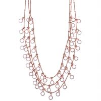 Ladies Anne Klein Base metal Necklace
