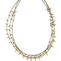Ladies Anne Klein Base metal Necklace 60155703-887