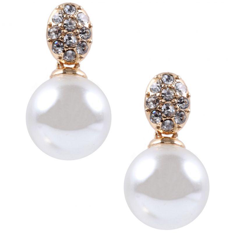 Ladies Anne Klein Base metal Earrings 60320762-887