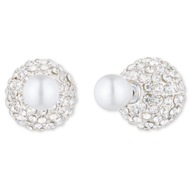 Ladies Anne Klein Base metal Earrings 60431903-G03
