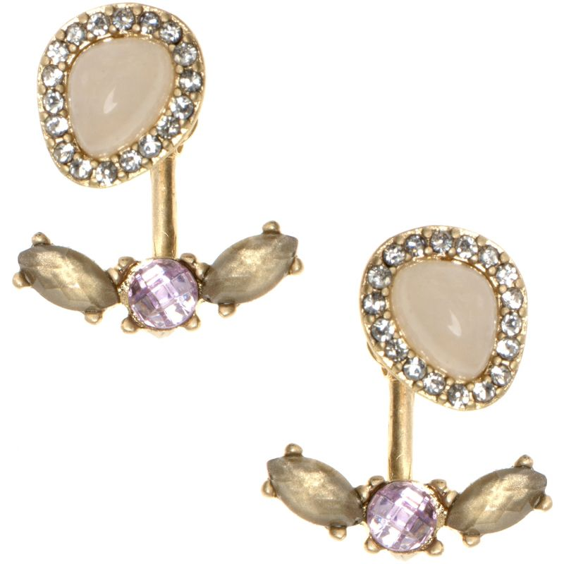 Ladies Lonna And Lilly Base metal Earrings 60431994-I15