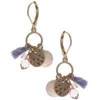 Ladies Lonna And Lilly Base metal Earrings