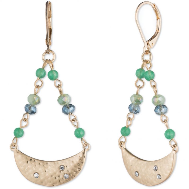 Ladies Lonna And Lilly Base metal Earrings 60432313-900