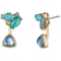Ladies Lonna And Lilly Gold Plated Earrings 60432063-H46