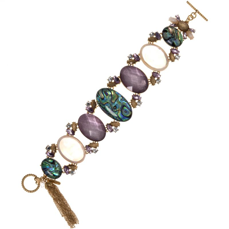 Ladies Lonna And Lilly Base metal Bracelet 60432011-E50