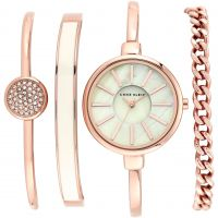 Damen Anne Klein Watch AK/N1470RGST