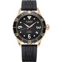 Mens Eterna KonTiki Diver Automatic Watch