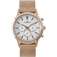 Kennett Carnaby Herenchronograaf Rose CMWHRGMIL