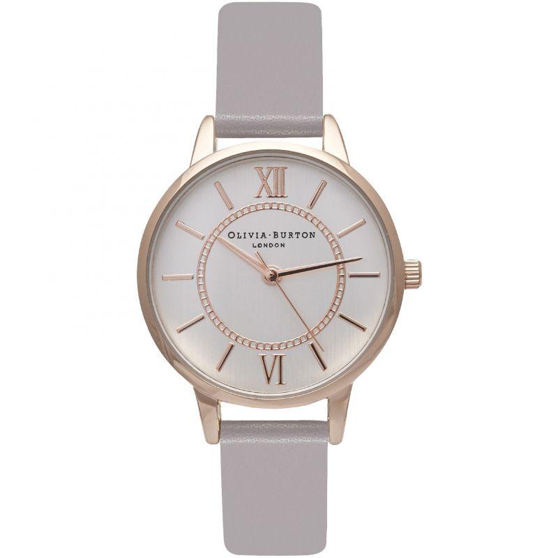 Damen Olivia Burton Wonderland Watch OB15WD51