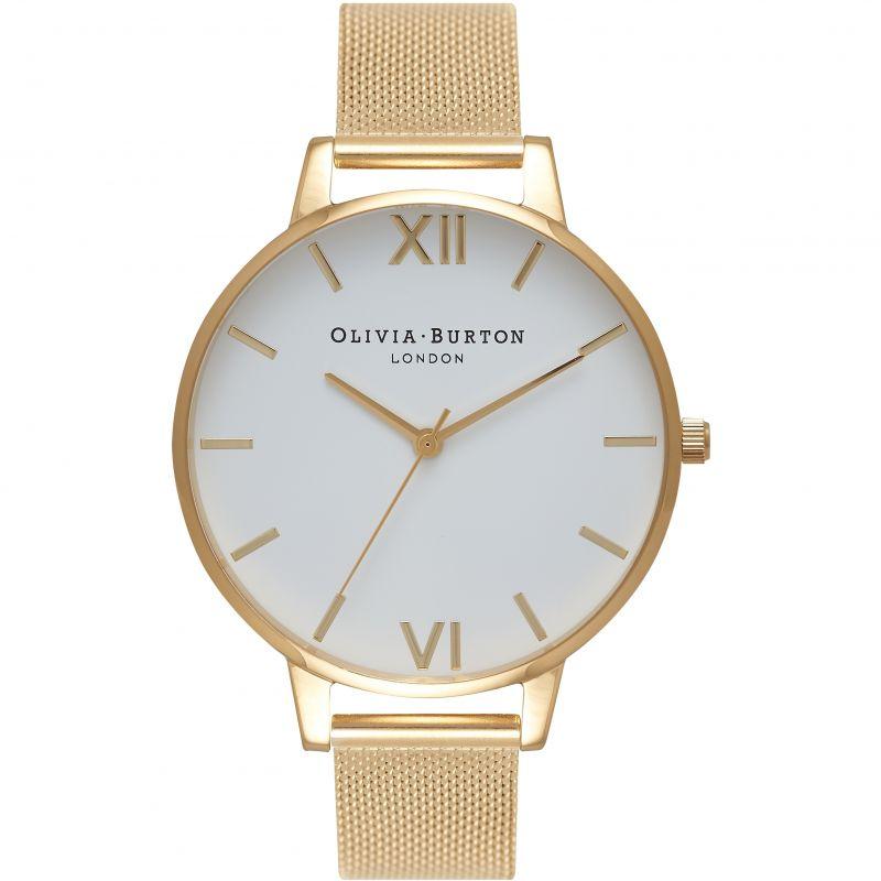 femme Olivia Burton Big Dial Watch OB15BD84