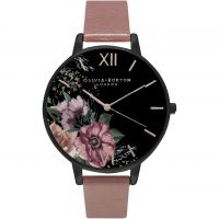 Damen Olivia Burton Flower Show Floral Watch OB15FS60