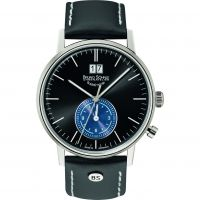 Mens Bruno Sohnle Stuttgart GMT Watch 17-13180-741