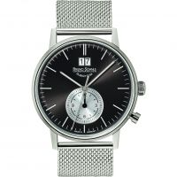Mens Bruno Sohnle Stuttgart GMT Watch 17-13180-840