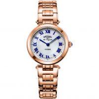 Damen Rotary Swiss Made Lucerne Quartz Watch LB90189/41