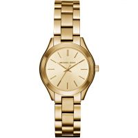 Damen Michael Kors Mini Slim Runway Watch MK3512
