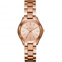 femme Michael Kors Mini Slim Runway Watch MK3513
