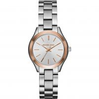 femme Michael Kors Mini Slim Runway Watch MK3514