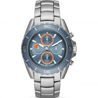 Herren Michael Kors The Jetmaster Chronograph Watch MK8484
