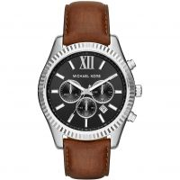 Michael Kors Lexington Herrkronograf Brun MK8456