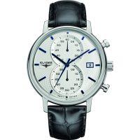 Herren Elysee klassisch Chronograf Uhr