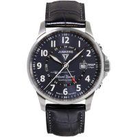 Herren Junkers Berg Welle Projekt GMT Uhren