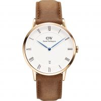 Hommes Daniel Wellington Dapper 38mm Durham Montre