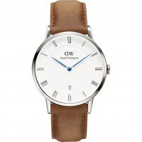 Mens Daniel Wellington Dapper 38mm Durham Watch