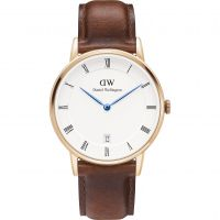 Herren Daniel Wellington Dapper 34mm St Mawes Uhr